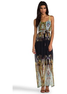 Twelfth Street By Cynthia Vincent Chainmail Maxi Dress