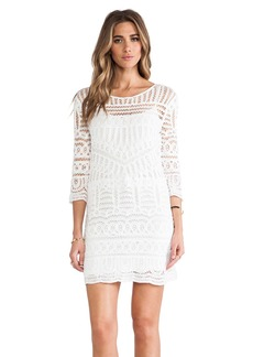 Twelfth Street By Cynthia Vincent Crochet Dress