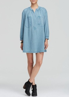 Twelfth Street by Cynthia Vincent Dress - Chambray Artist Smock