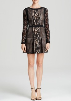 Twelfth Street by Cynthia Vincent Dress - Fit and Flare Lace