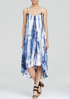 Twelfth Street by Cynthia Vincent Dress - Tie Die High Low