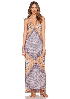 Twelfth Street By Cynthia Vincent Empire Maxi Dress