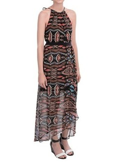 Twelfth Street by Cynthia Vincent Silk Maxi Dress - Sleeveless (For Women)