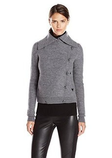 Twelfth Street by Cynthia Vincent Women's Boiled Wool Jacket