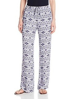 Twelfth Street by Cynthia Vincent Women's Evil Eye Printed Pant