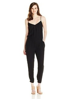 Twelfth Street by Cynthia Vincent Women's Indian Embroidered Jumpsuit