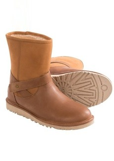 UGG® Australia Anali Boots - Leather and Nubuck (For Women)