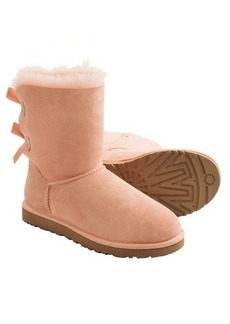 UGG® Australia Bailey Bow Boots - Sheepskin (For Women)