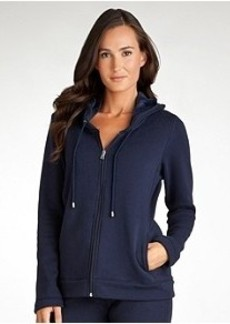 UGG Australia Benson Hooded Lounge Jacket