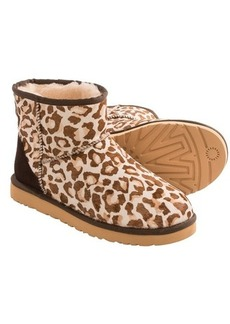 UGG® Australia Classic Mini Calf Hair Boots (For Women)