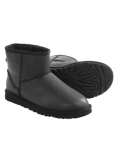 UGG® Australia Classic Mini Deco Boots - Leather (For Women)