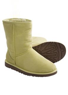 UGG® Australia Classic Short Boots - Sheepskin (For Women)
