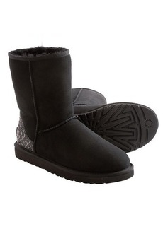 UGG® Australia Classic Short Perla Boots - Sheepskin (For Women)