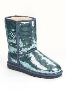 UGG Australia Classic Sparkles Short Boots