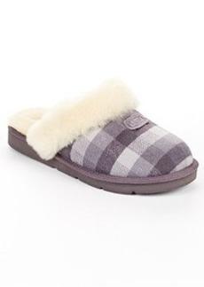 UGG Australia Cozy Flannel Slippers