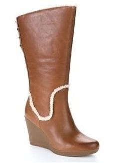 UGG Australia Emilie Leather Boots