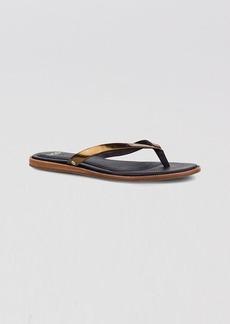 UGG® Australia Flat Thong Sandals - Allaria