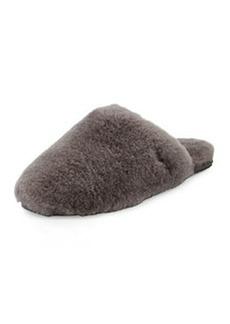 UGG Australia Fluff Clog Slipper, Gray