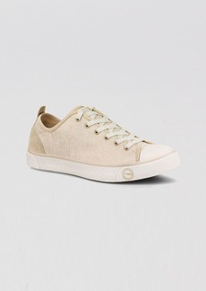 UGG® Australia Lace Up Flat Sneakers - Evera
