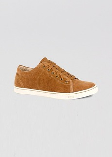 UGG® Australia Lace Up Water Resistant Sneakers - Tomi