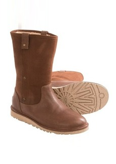 UGG® Australia Malindi Boots - Leather and Nubuck (For Women)