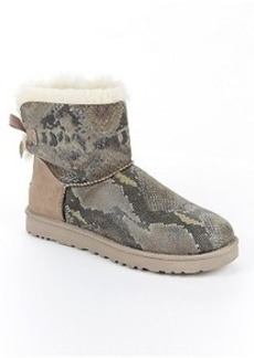 UGG Australia Mini Bailey Bow Boots