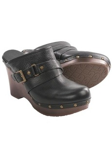 UGG® Australia Natalee Clogs - Leather (For Women)