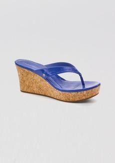 UGG® Australia Platform Thong Sandals - Natassia