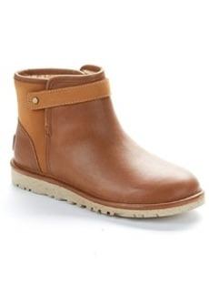 UGG Australia Rella Leather Mini Boots