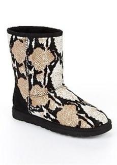 UGG Australia Short Calf Hair Boots