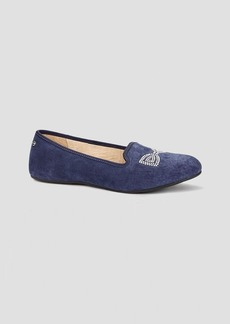 UGG® Australia Slipper Flats - Alloway Crystal Bow