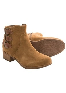 UGG® Australia Volta Ankle Boots - Suede, Side Zip (For Women)