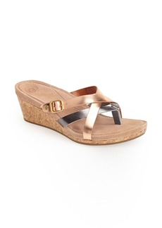 UGG® Australia 'Adalie' Metallic Sandal (Women)