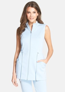 UGG® Australia 'Antonia' Sleeveless Front Zip Jacket