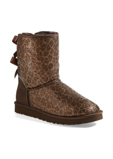 UGG® Australia 'Bailey Bow Glitter' Boot (Women)