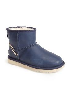 UGG® Australia 'Classic Mini Deco' Leather Boot (Women)