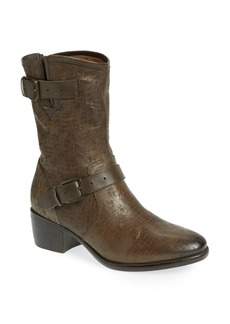 UGG® Australia Collection 'Conchetta Weave' Leather Boot (Women)