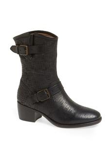 UGG® Australia Collection 'Conchetta Weave' Leather Boot (Women)