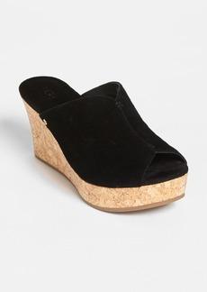 UGG® Australia 'Dominique' Suede Sandal (Women)