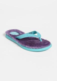 UGG® Australia 'Fluffie' Flip Flop (Women)