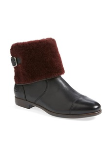 UGG® Australia 'Inex' Cuff Leather Boot (Women)
