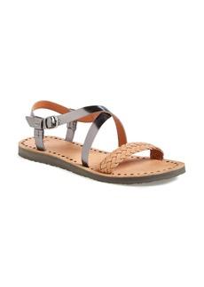 UGG® Australia 'Jordyne' Metallic Leather Sandal (Women)