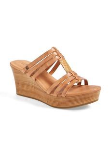 UGG® Australia 'Mattie' Platform Wedge Sandal (Women)