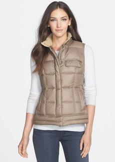 UGG® Australia 'Soniat' Packable Faux Fur Trim Down Vest