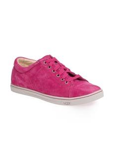 UGG® Australia 'Tomi' Water Resistant Suede Sneaker (Women)