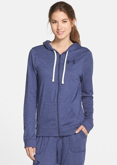 Under Armour Active Fit Tri Blend Hoodie