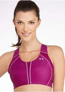 Under Armour Armour Bra 2.0 Maximum Control Wire-Free Sports Bra C-Cup