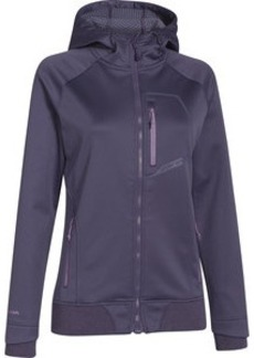 Under Armour Coldgear Infrared Hooded Softershell Jacket - Women's