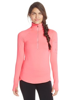 Under Armour 'Fly Fast' Half Zip Long Sleeve Top