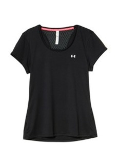 Under Armour Heatgear Flyweight T-Shirt - Short-Sleeve - Women's